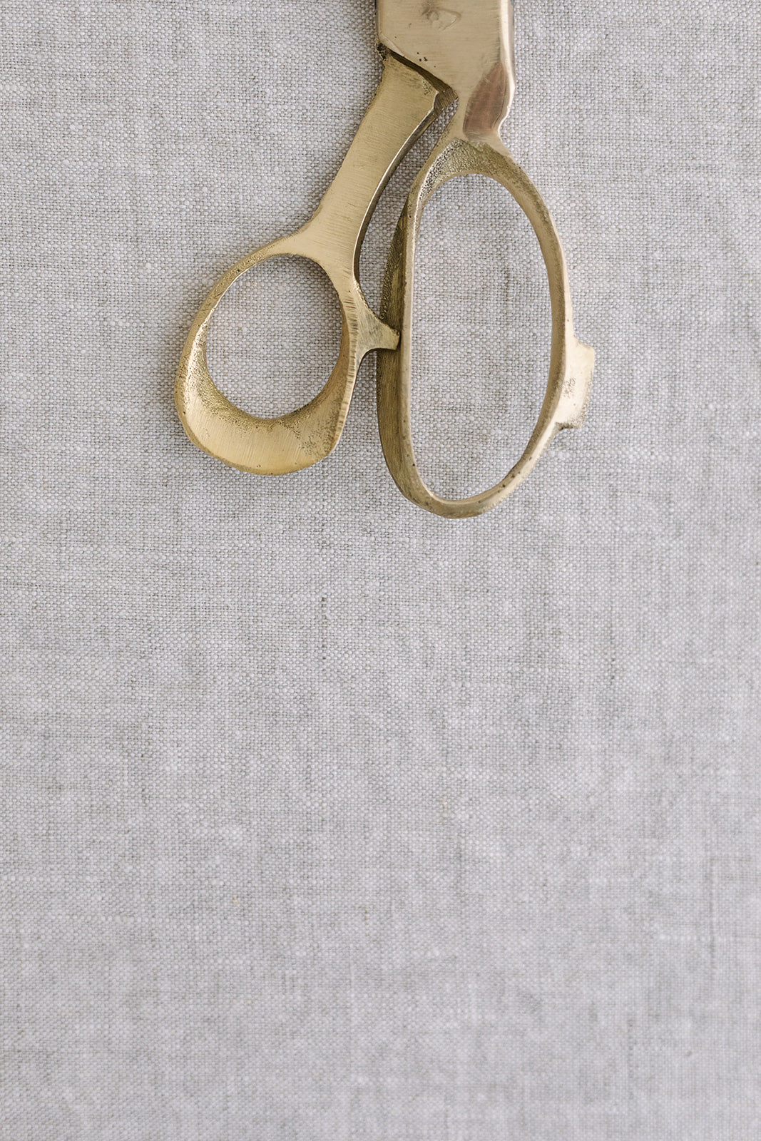 Brass Handled Shears