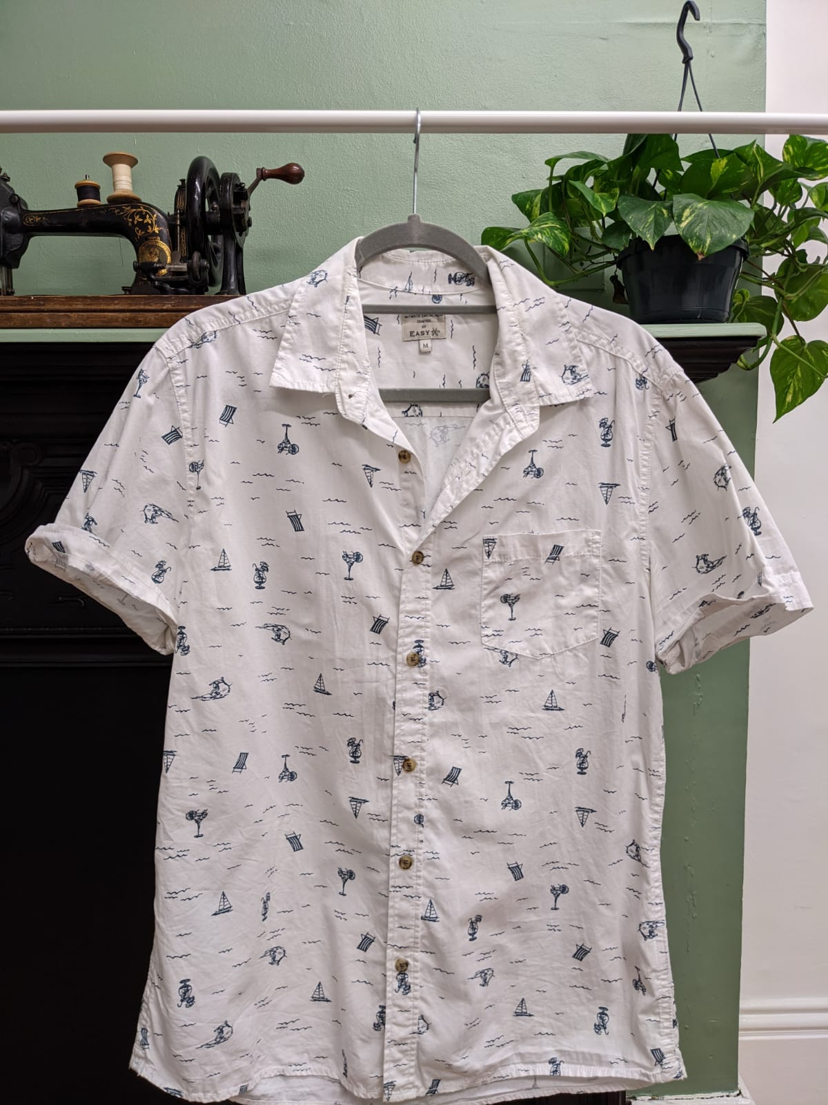 Quick Swap: Menswear Shirts Size M