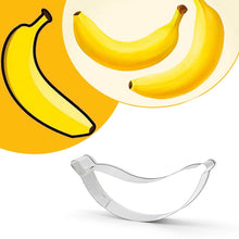 Load image into Gallery viewer, 7 Pcs/Set Fruit Shaped Cookie/Biscuit Cutters