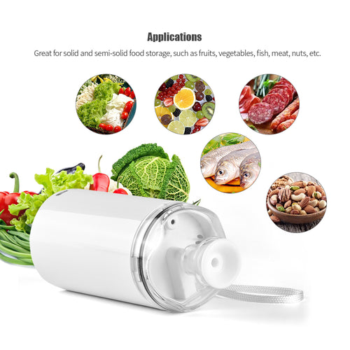 Handheld Mini Vacuum Sealer Rechargeable