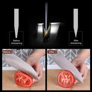 Stainless Steel Kitchen Knife Sharpening Tool