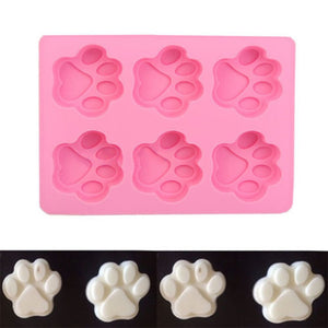 Multifunction Paw Silicone Mold