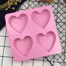 Load image into Gallery viewer, Mini heart cake mold