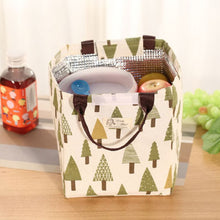 Load image into Gallery viewer, Thermal Insulated Neoprene Lunch Bag