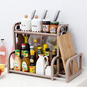 2-Layer  Kitchen Storage Unit