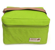 Load image into Gallery viewer, Portable Thermal Insulated Lunch Bag Use to carry food to school/work, or outdoor picnics