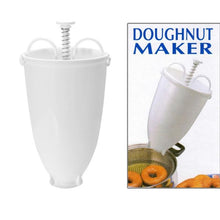 Load image into Gallery viewer, Plastic Donut Maker Dispenser
