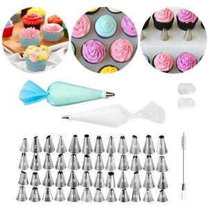 64pcs Cake Decorating Kit