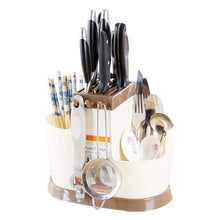 Load image into Gallery viewer, Kitchen Knife Block/Tool Organizer