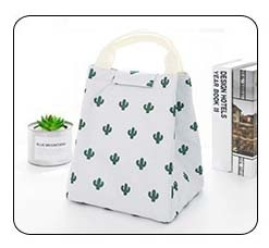 Oxford Insulated Lunch Bags