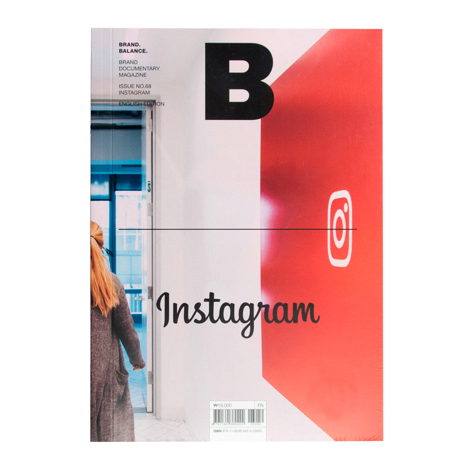 B Issue 68 - Instagram