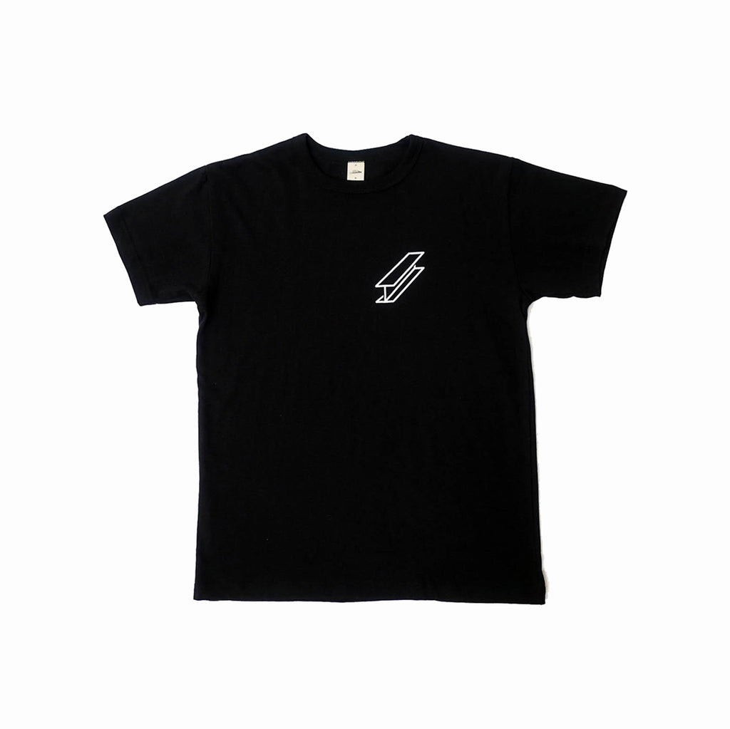 T-Shirt - DSPTCH x 3sixteen Special Edition - Black