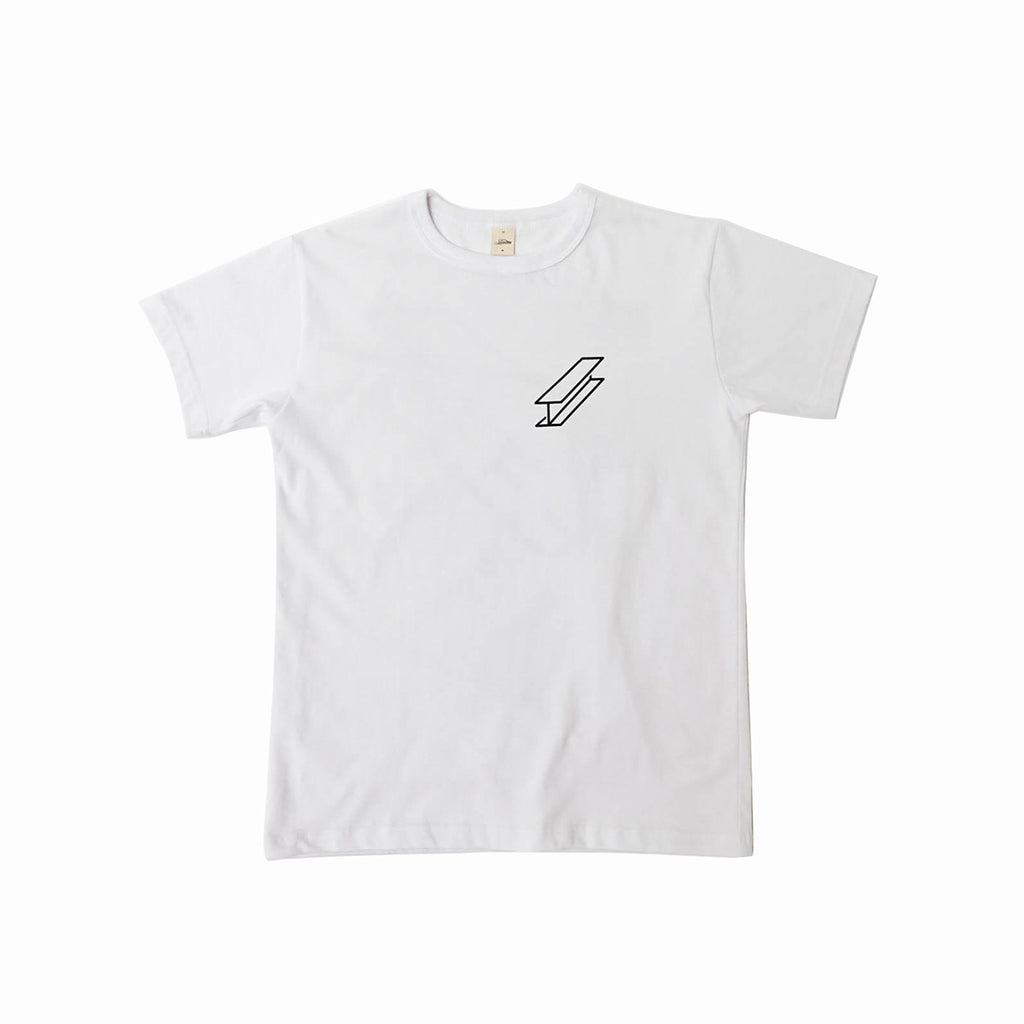 T-Shirt - DSPTCH x 3sixteen Special Edition - White