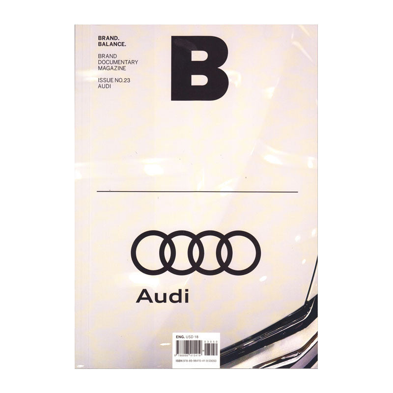 B Issue 23 - Audi