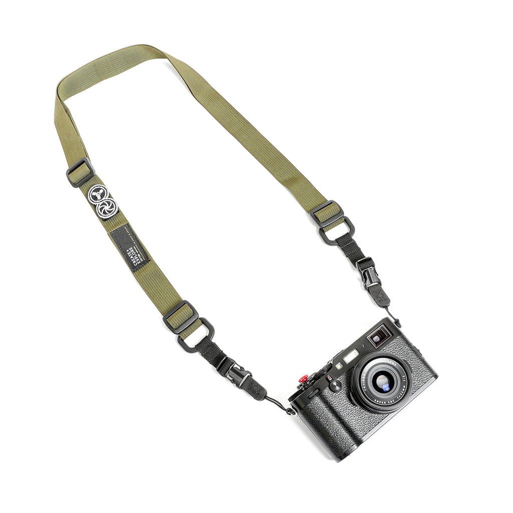 Standard Camera Sling Strap - Create & Explore Special Edition - Olive