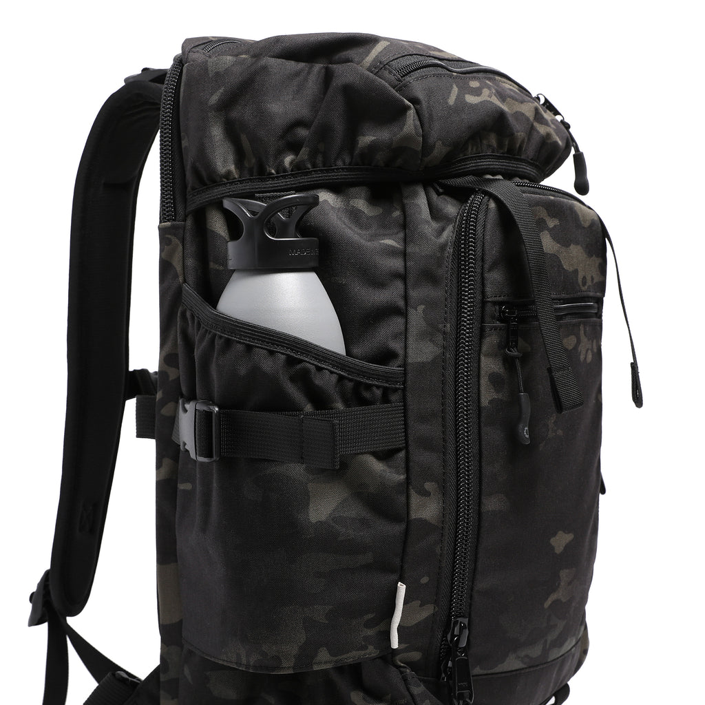 Ruckpack - Black Multicam Cordura Nylon