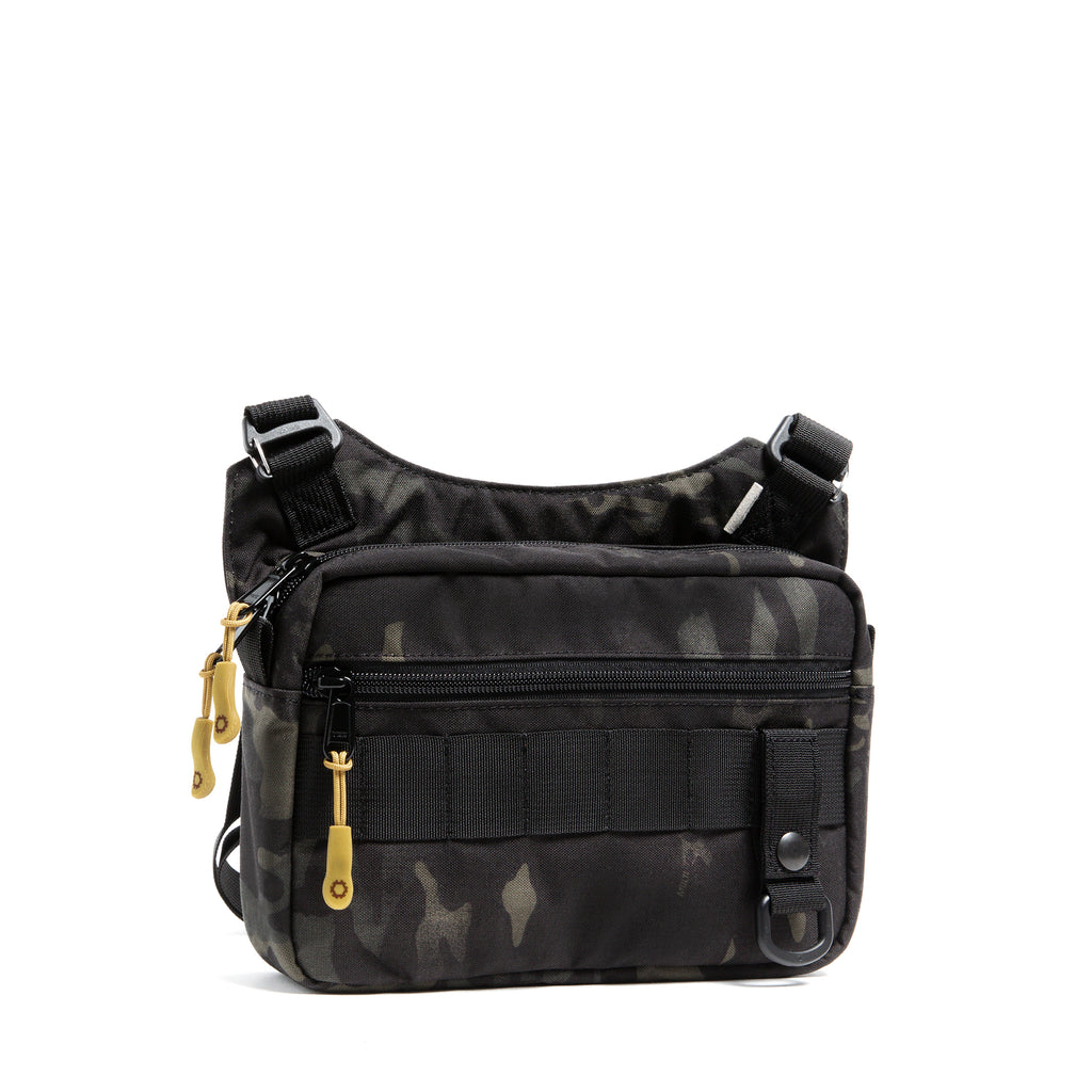 Sling Pouch - Medium - Black Multicam Cordura Nylon