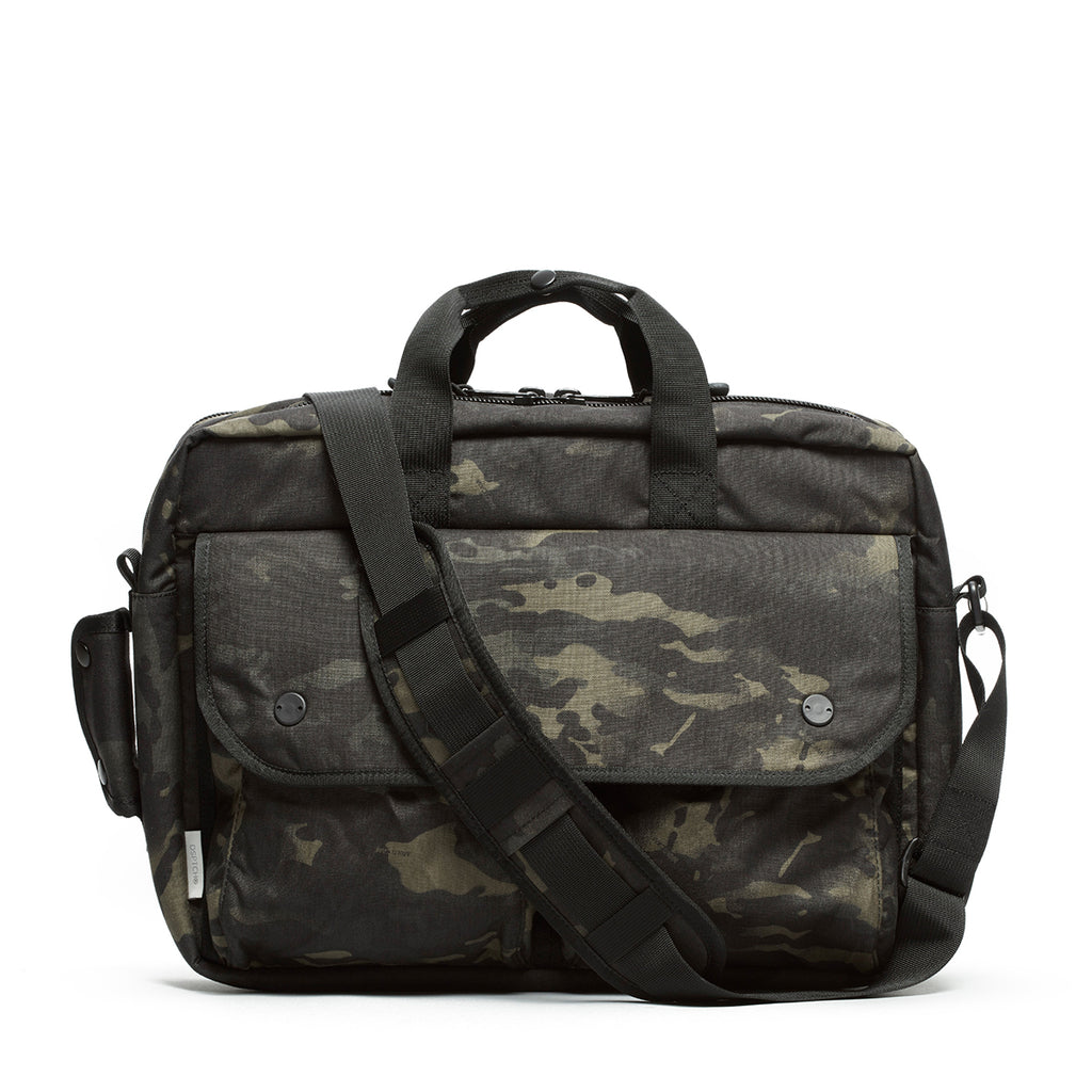 Utility Brief - Black Multicam Cordura Nylon