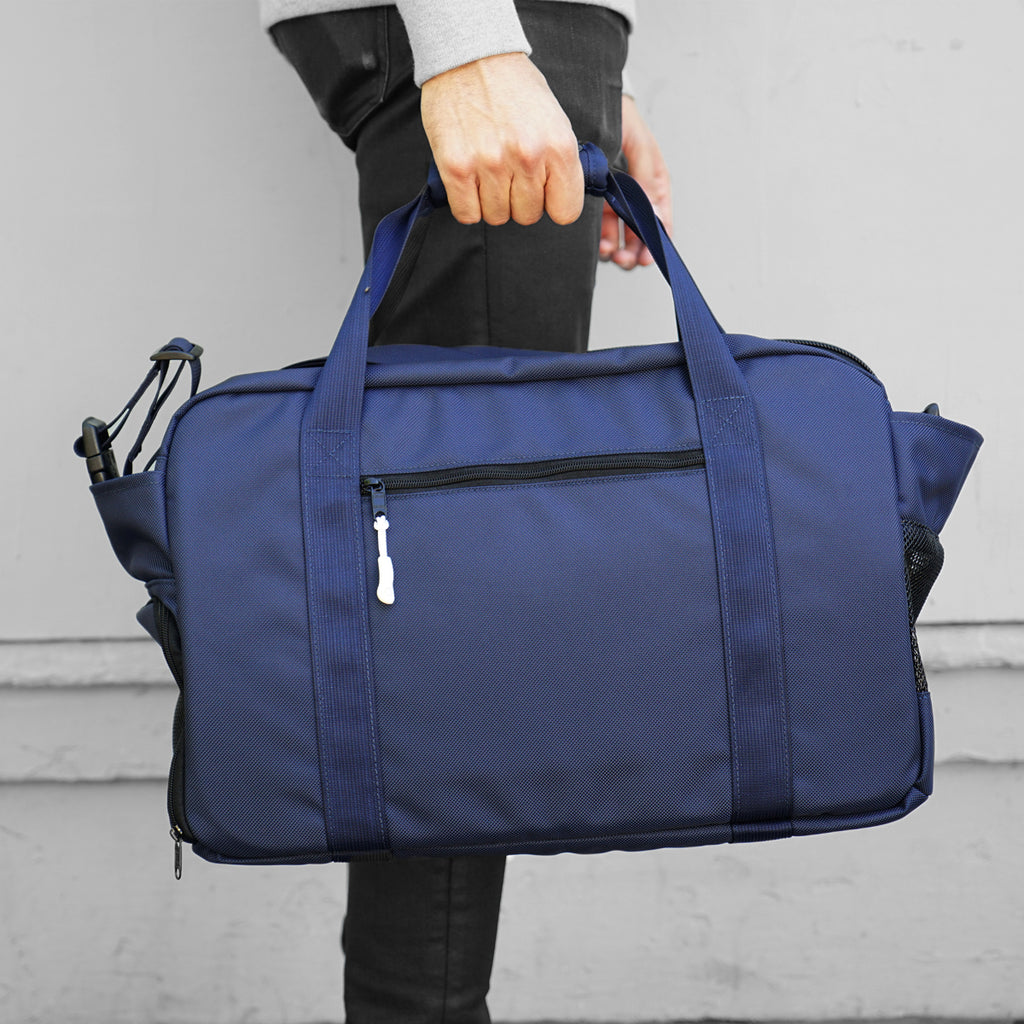Gym/Work Bag - Navy (Version 1.0)