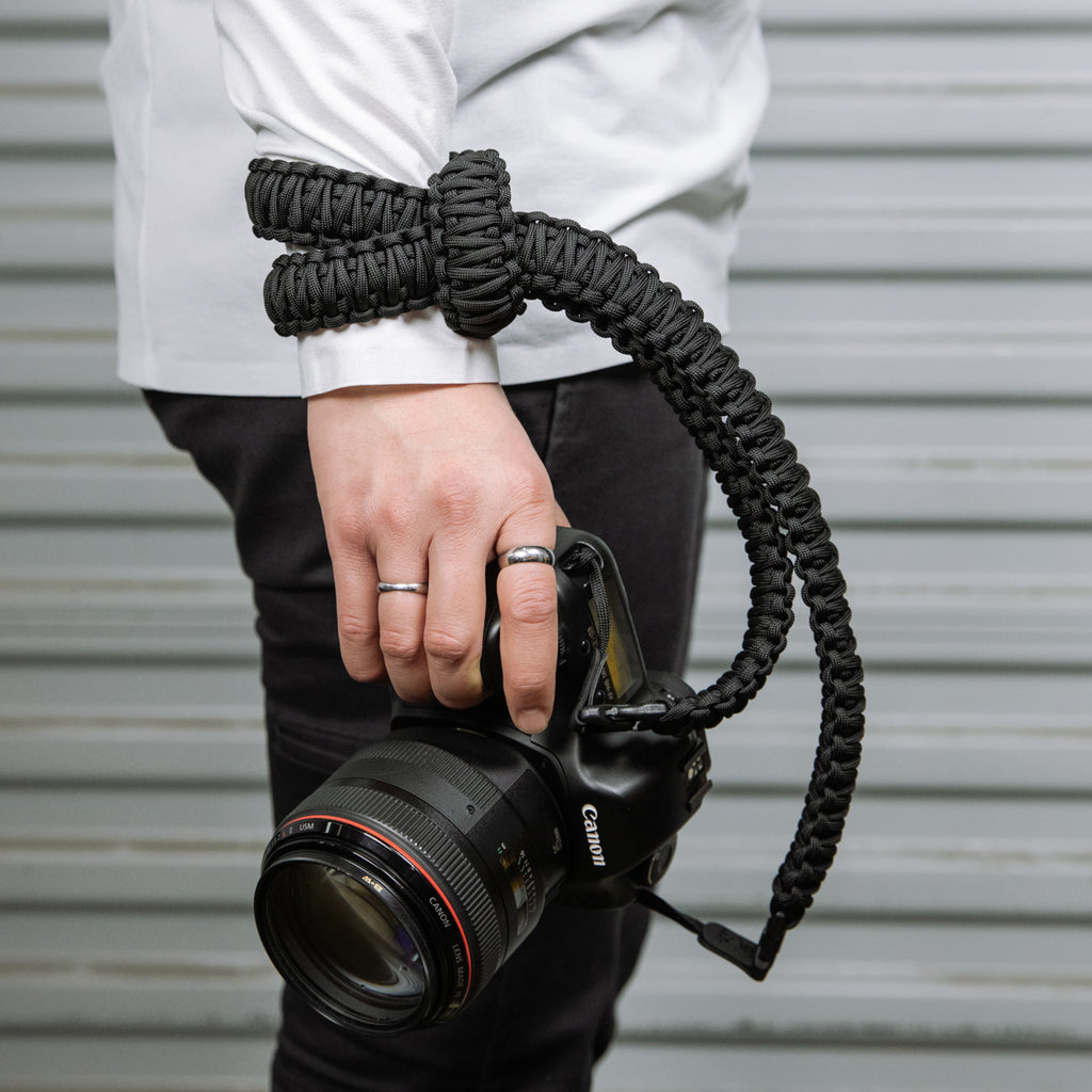 Heavy Braided Camera Strap