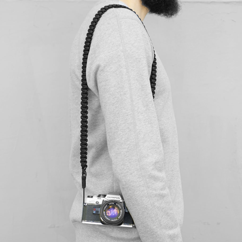 Braided Camera Strap - Version 1.0