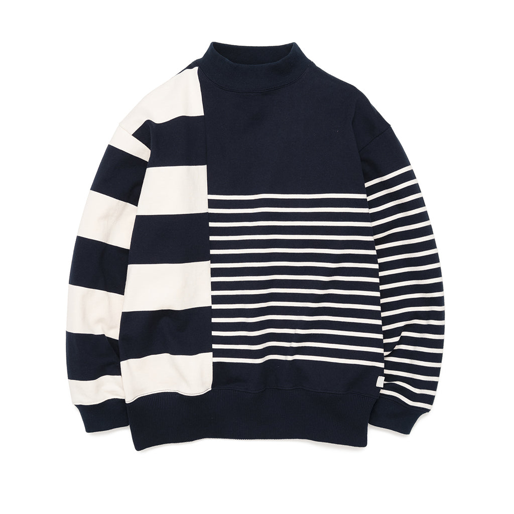 Nanamica L/S Poly-Cotton Sweater