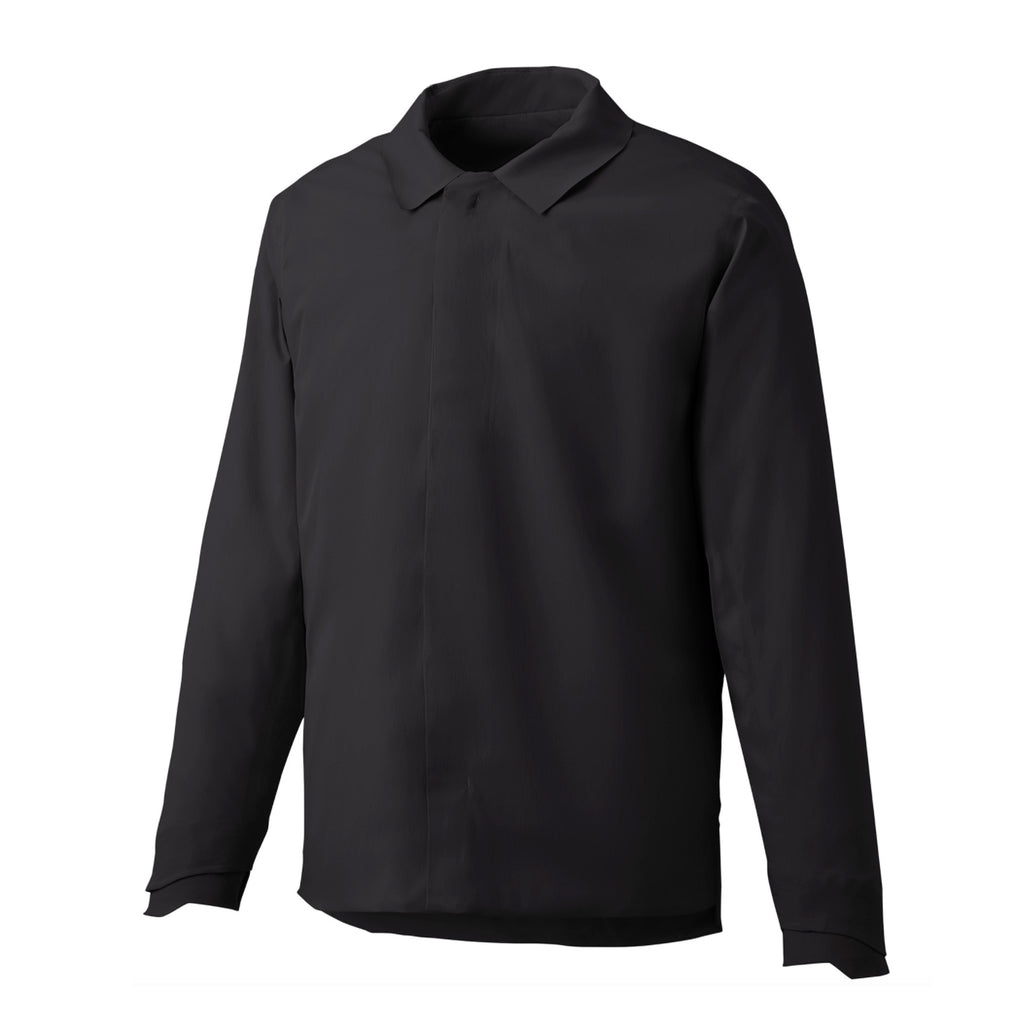 Descente Allterrain Perforated Insulation L/S Jacket - Black