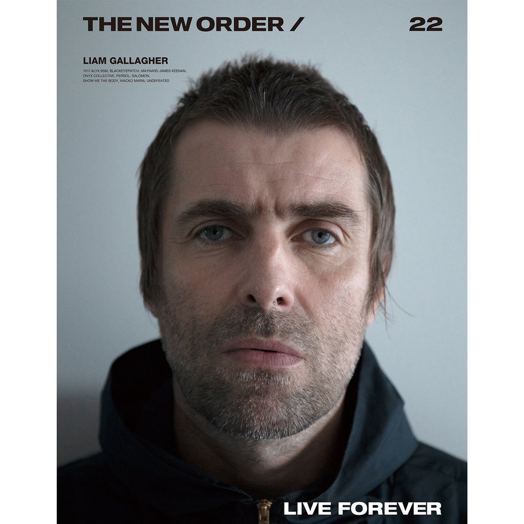 The New Order Magazine  - Issue 22