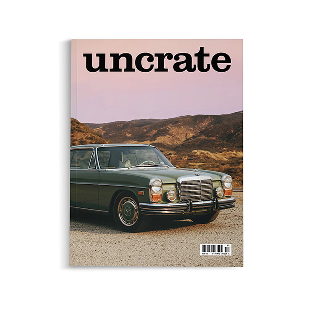 Uncrate Magazine Issue 02