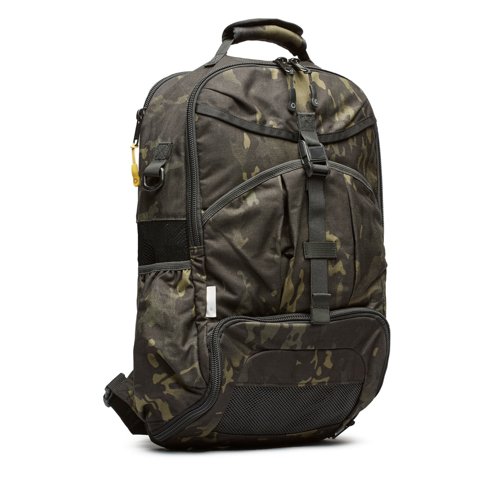 Gym/Work Pack - Black Multicam Cordura Nylon
