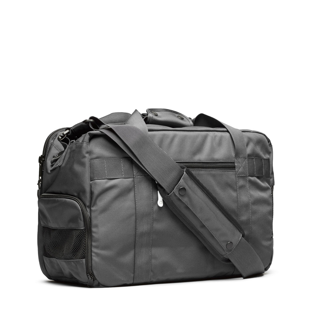 6725efed0c5 ... official store cd7b8 a6f47 GymWork Bag - Grey - DSPTCH  timeless design  c229d d907b Aer Duffel Pack Gym And Work Bag HiConsumption ...