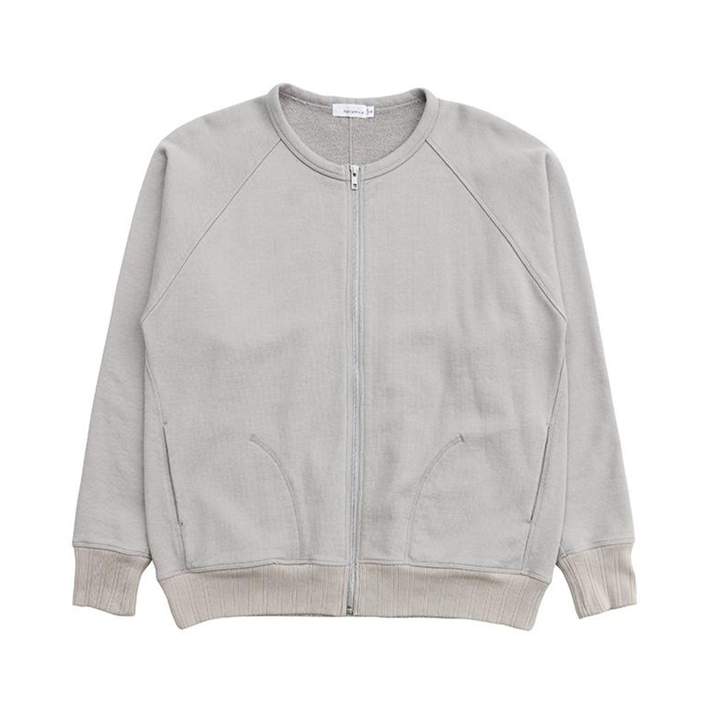 Nanamica - Sweat Crew Jacket - Grey