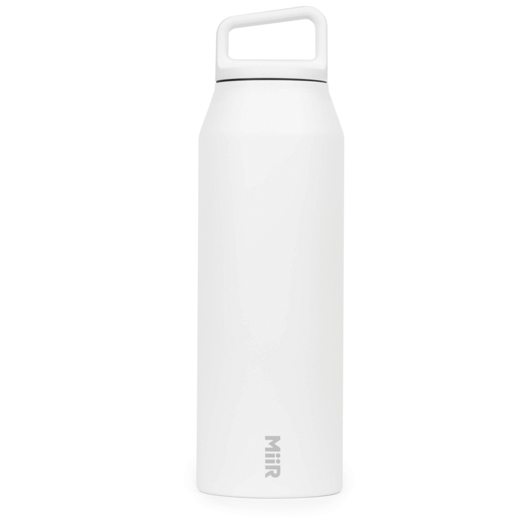 MiiR Wide Mouth Bottle - White