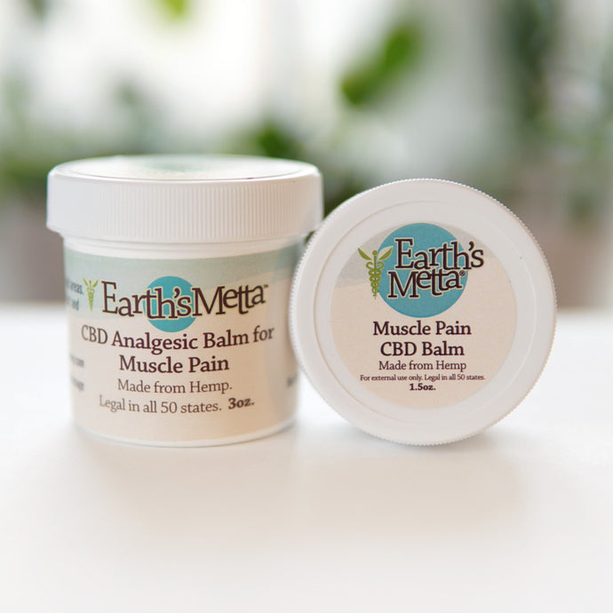 Muscle Pain Balm