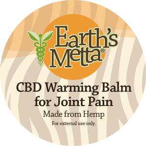 Warming Balm for Joint Pain
