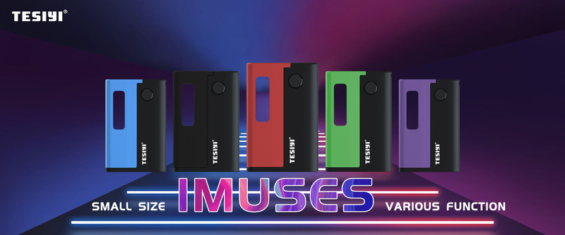 New Arrival Cartridge Battery- Imuses