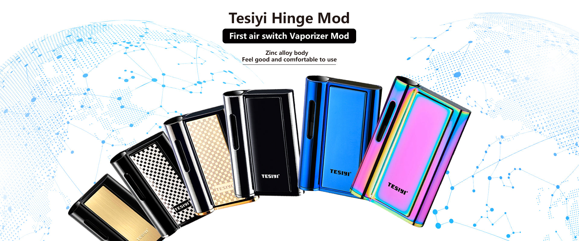 Hinge Mod Full Wattage Out put,450mAh BATTERY