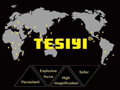 TESIYI Attend IECIE Expo