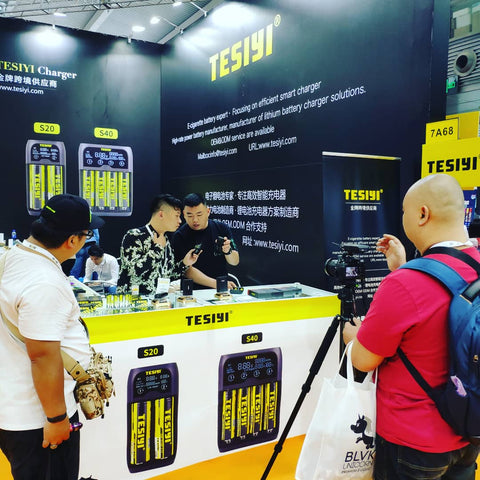 TESIYI Attend IECIE Expo 2
