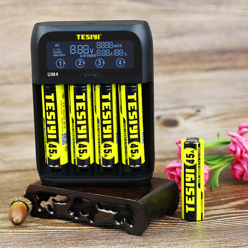 TESIYI S40 Battery charger