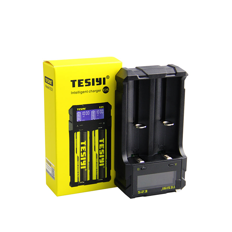 TESIYI E2S Battery Charger-Tesiyi