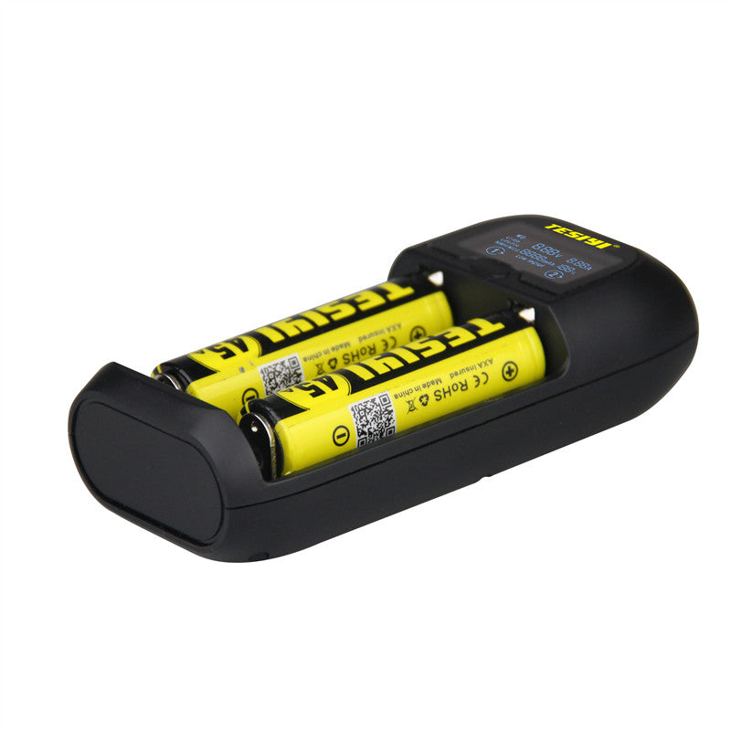 TESIYI S20 Digital Smart Battery Charger-Tesiyi