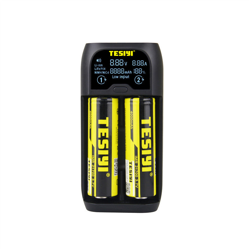 TESIYI E2S Battery Charger