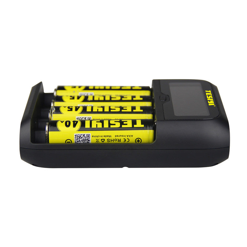 Tesiyi S40 Digital Smart Battery Charger-Tesiyi