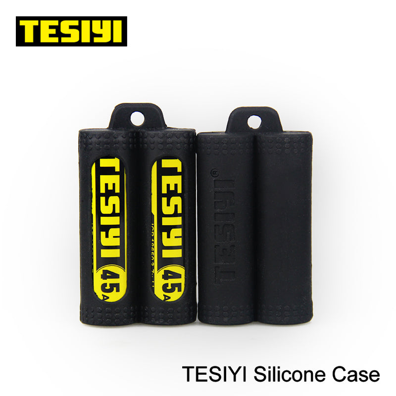 TESIYI SILICONE Case for Battery (2 Battery) TESIYI17 $0.99 Accessories Accessories TESIYI