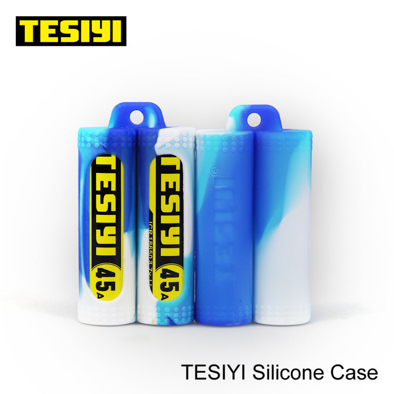 TESIYI SILICONE Case for Battery (2 Battery) TESIYI19 $0.99 Accessories Accessories TESIYI