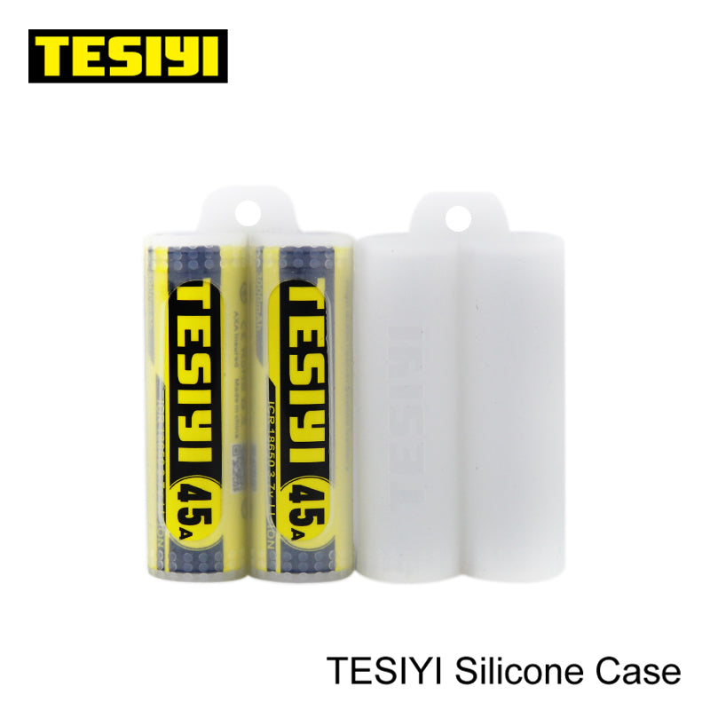 TESIYI SILICONE Case for Battery (2 Battery) TESIYI16 $0.99 Accessories Accessories TESIYI