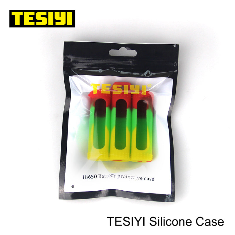 TESIYI Battery SILICONE CASE (3 Batteries) TESIYI16 $1.49 Accessories Accessories TESIYI