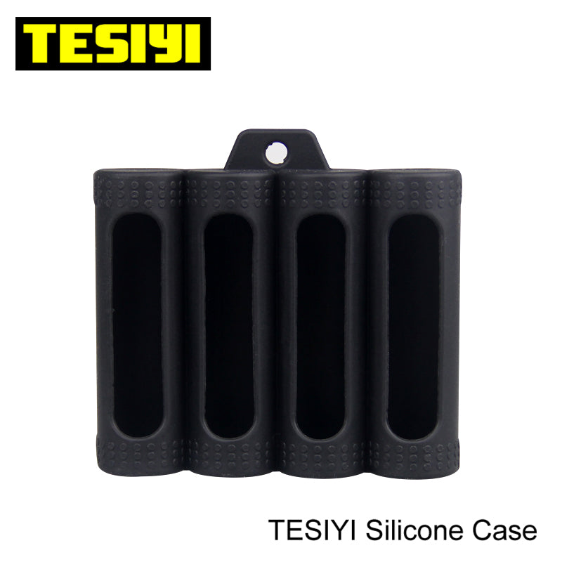 TESIYI 18650 Battery Silicone Case (4 Batteries) TESIYI17 $1.99 Accessories Accessories TESIYI