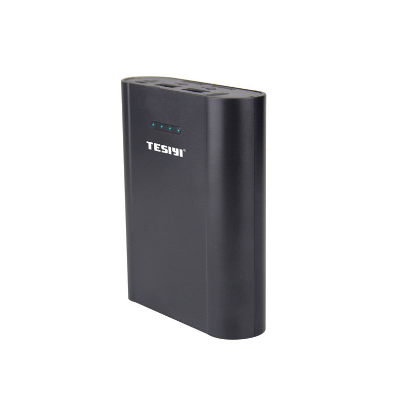 Tesiyi T4 MINI 18650 Battery Charger Power Bank Charger-Tesiyi